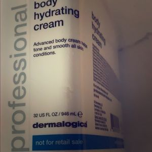 dermalogica Body Hydrating Cream professional